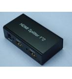 AEL HDS0102M 2 WAY HDMI SPLITTER