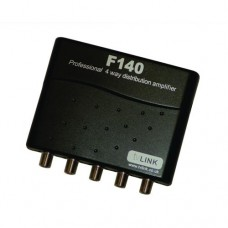 GLOBAL F100532 F140  4 WAY DISTRIBUTION AMP