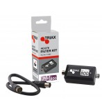Triax 4G LTE Filter Prevents 4G mobile services causing interference with digital terrestrial TV signals