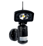 Robotic LED Security Light