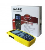 SatLink WS6933 DVB-S/S2 Satellite Finder