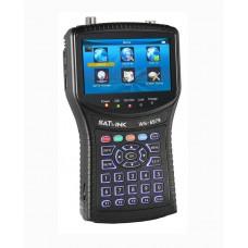 Satlink WS-6979 DVB-S2 +DVB-C+DVB-T2 MPEG4 HD COMBO Satellite Finder Meter